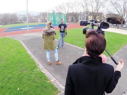 Behind the Scenes Interview – Zurich Switzerland