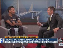 ABC Action Sports Interview